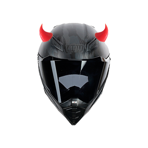 "Helmet Horns ""Diablo"" (8 Colours)"