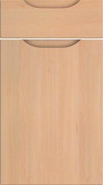 Curved Handle Detail Doors