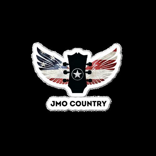 JMO Sticker