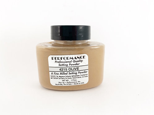 Olive Setting Powder - Small