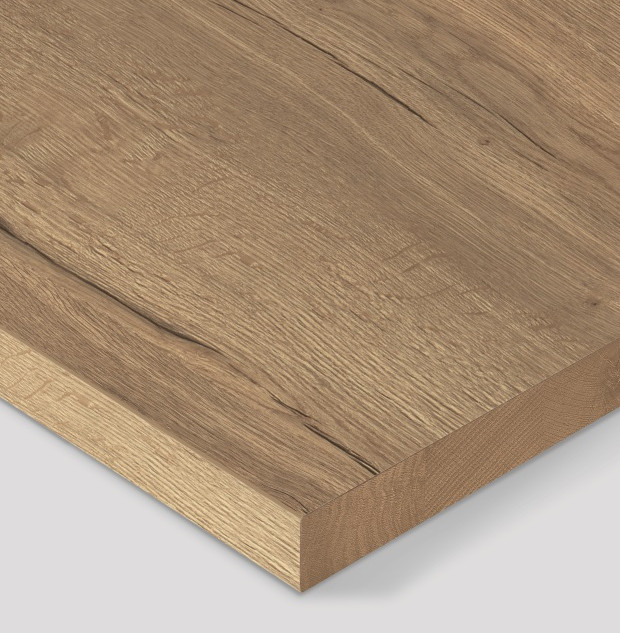 Square Edged Worktop