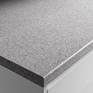 Postformed Worktop - Granite Grey