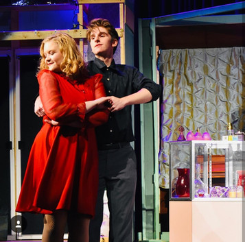 Audience of One production of She Loves Me