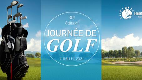 Journée de Golf 2021