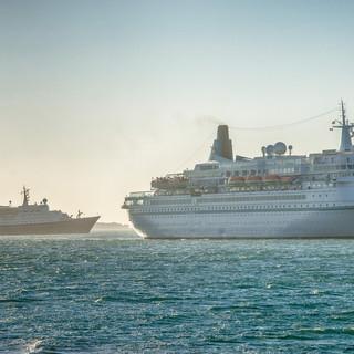Marco Polo et le MS Albatros
