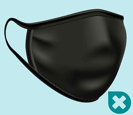 Kit 3 Máscaras ANTI-COVID XIELD