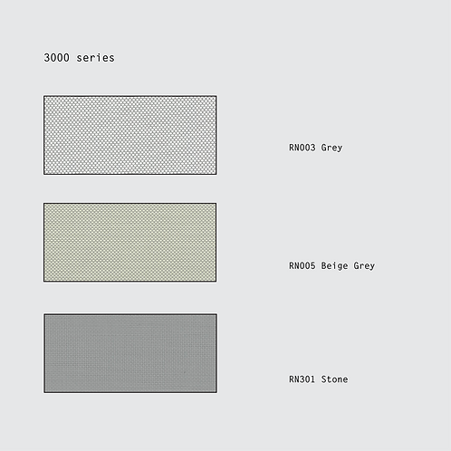 3000 Series - Perforated fabrics
