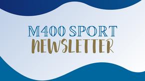 M400 October Newsletter