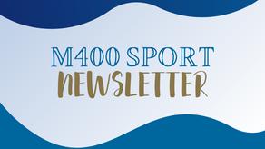 M400 November Newsletter