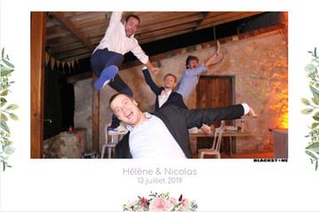 amis photobooth mariage