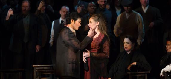 Lola - Cavalleria Rusticana - Mascagni - Opéra National de Paris 2016