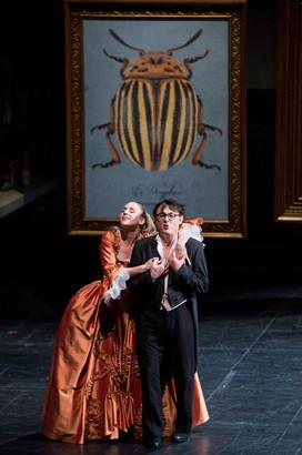 La princesse Cunégonde - Le Roi Carotte - Offenbach - Opéra National de Lyon 2015