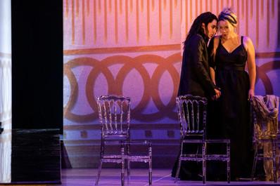 Le Prince Charmant - Cendrillon - Massenet - Opéra National de Lorraine 2019
