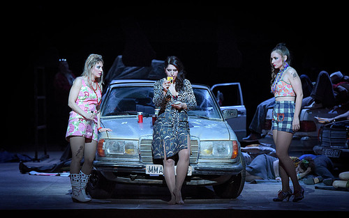 Mercedes -Carmen - Bizet - Opéra National de Paris 2017