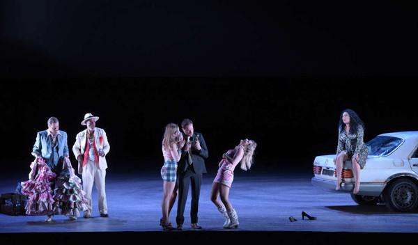 Mercedes -Carmen - Bizet - Opéra National de Paris 2017