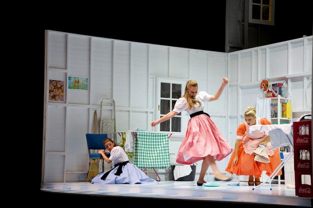 Dorabella - Così fan tutte - Mozart - Opera di Tenerife 2013
