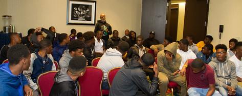 Manhood Seminar