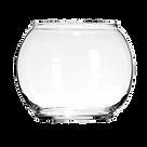 Glass Floral Bowl Transparent.png