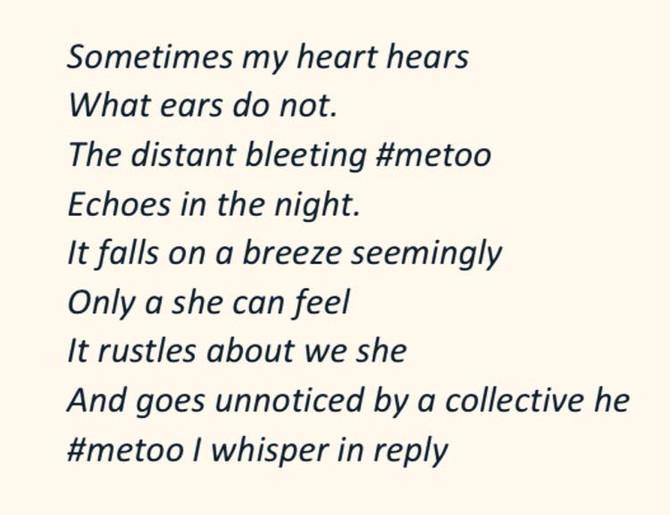 Leah Hinton Poem