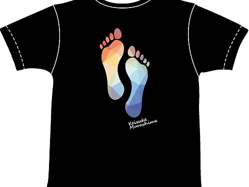 ASHIATO Tシャツ