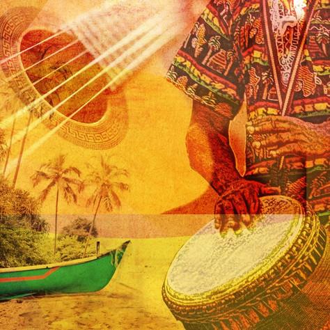 Caribbean Flavours by David Chebair