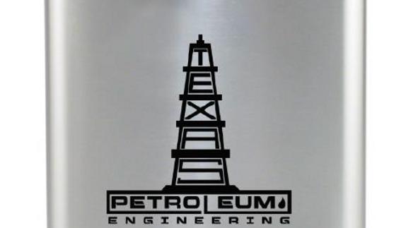 Petroleum Engineering Flask