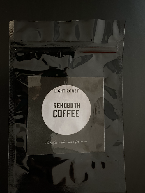 Light Roast Whole Bean coffee