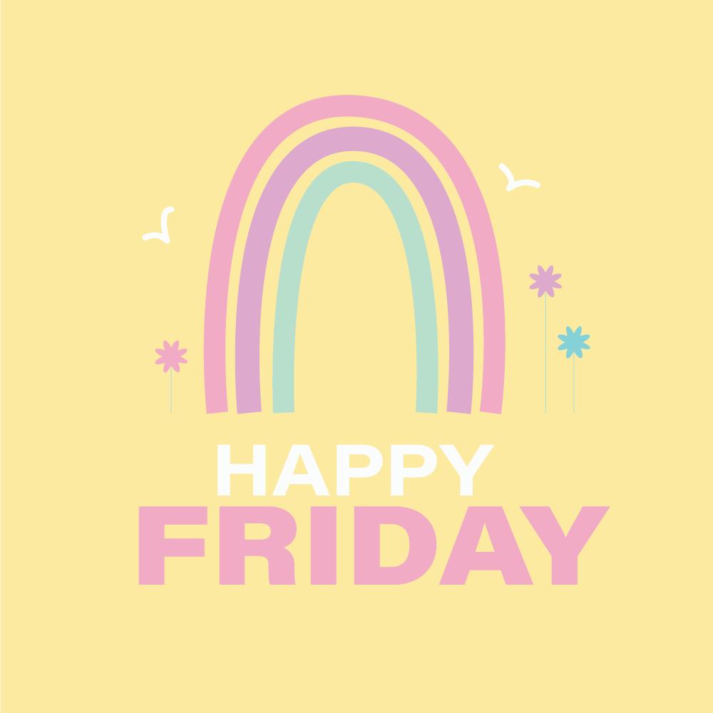 Rainbow Friday