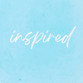 So Inspired!