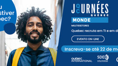 Journées Québec Monde!