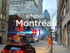 EMPLOI : LE CANADA ET MONTRÉAL ONT LE VENT DANS LES VOILES