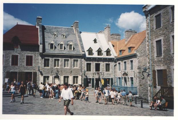 Depoimento de ex-alunos - Vida no Québec