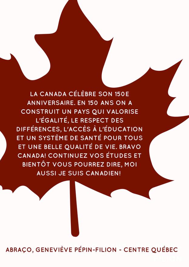 Aniversário - Canadá