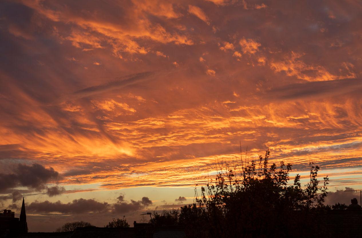 Insane Sunset