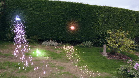 Harry Potter Wand Particle Effect