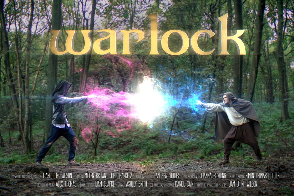 Warlock Duel Poster