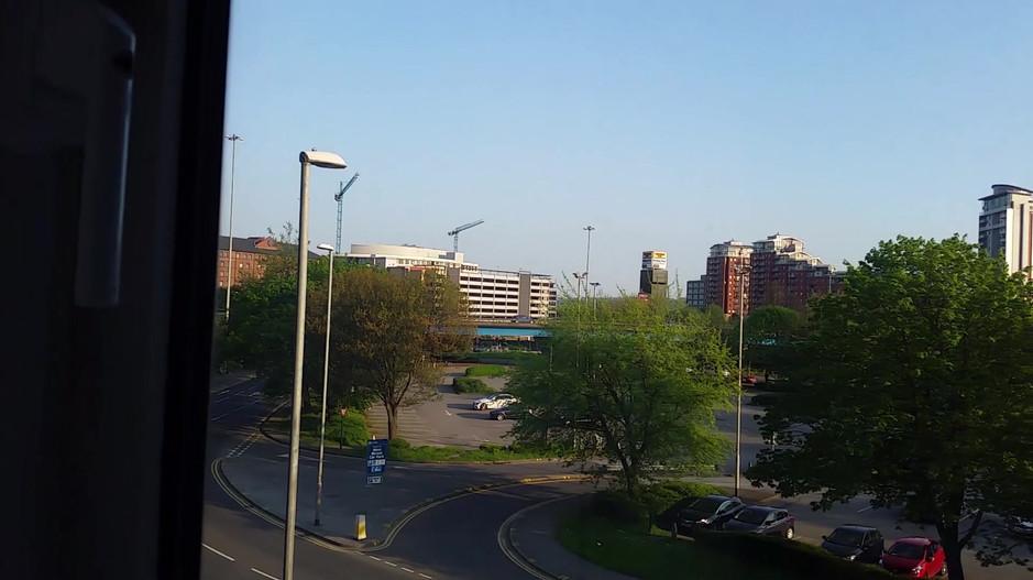 TIE Fighter in Leeds