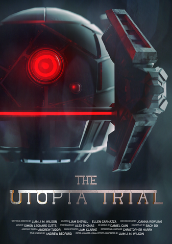 The Utopia Trial Poster