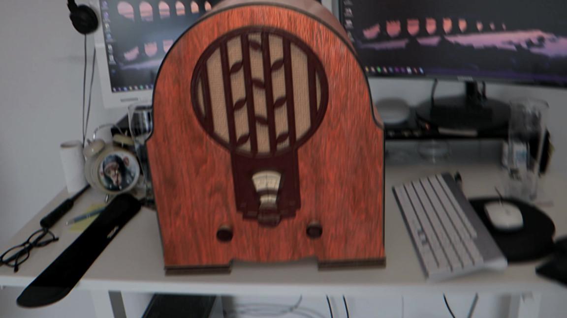 Philips 634A Antique Radio