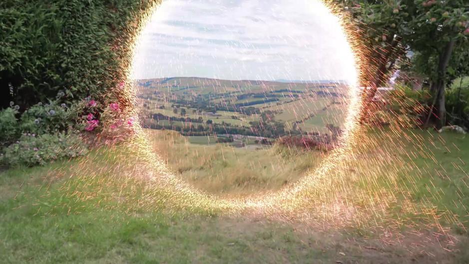 Dr Strange Portal 3D