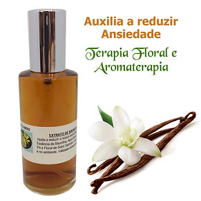 Spray Aromaterapia Baunilha
