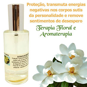 Spray Aromaterapia Magnólia
