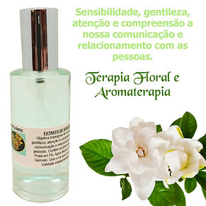 Spray Aromaterapia Gardênia