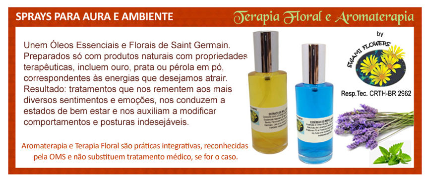 Spray Aromaterapia