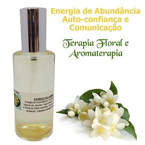 Spray Aromaterapia Abundância