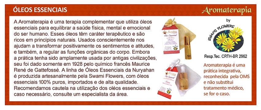 Óleos Esseciais
