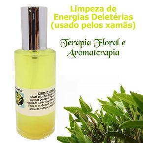 Spray Aromaterapia Sálvia
