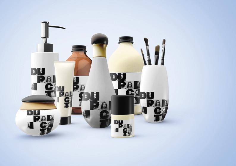 Duplicity Cosmetics Mockup