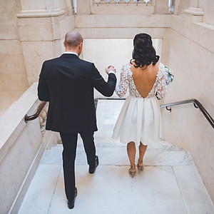 Irene & Ben's Wedding