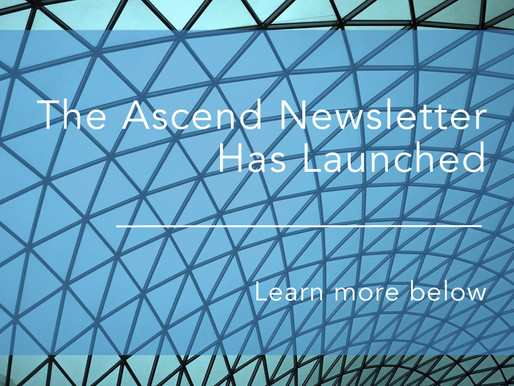 The Ascend Search Newsletter has Launched